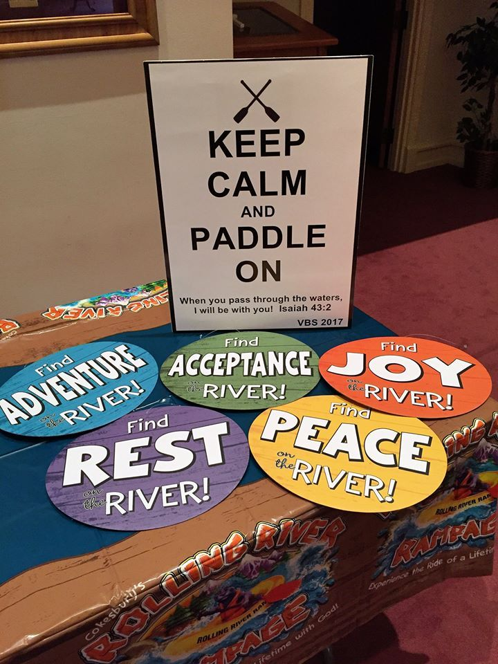 77 Best Rolling River Rampage Vbs 2018 Images On Pinterest