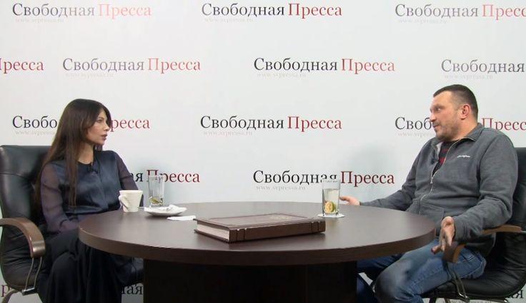 Вадим Погодин: «В плен мы брали наемников и из Сьерра-Леоне».Вторая част...
