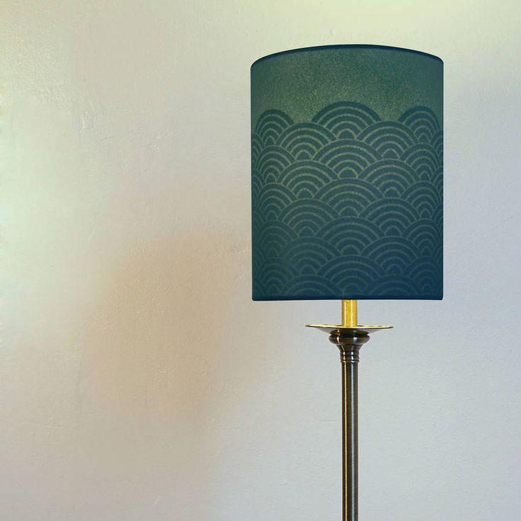 Are you interested in our Art Deco design handmade Lampshade? With our Vintage style art deco Lampshade you need look no further.