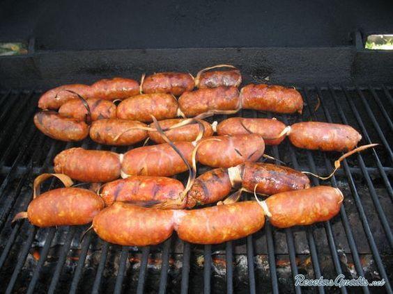 Como hacer Chorizo Salvadoreno