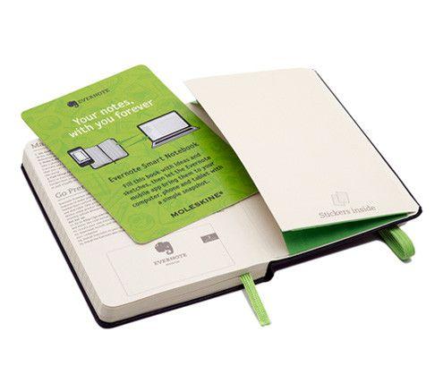 Moleskine Evernote Classic Smart Notebook | Go for Cheaper