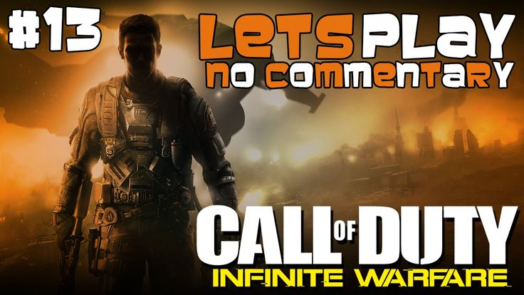 SKYNET IS ALIVE!!! - Let's Play: Call of Duty: Infinite Warfare #13 (No ...