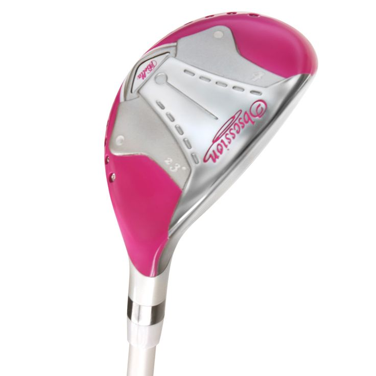 May be a usefull alternative for Mandy - iBella Obsession 3-piece Hybrid Set | Overstock.com Shopping - Top Rated iBella Golf Iron Sets