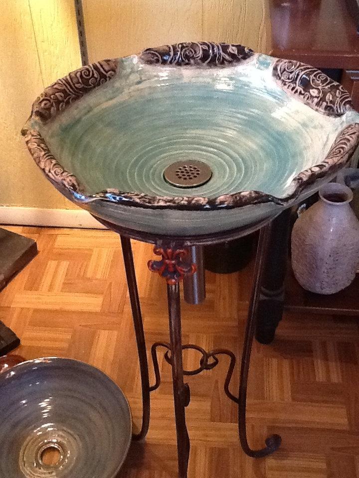 Vessel Sink By Claycafe On Etsy, $600.00