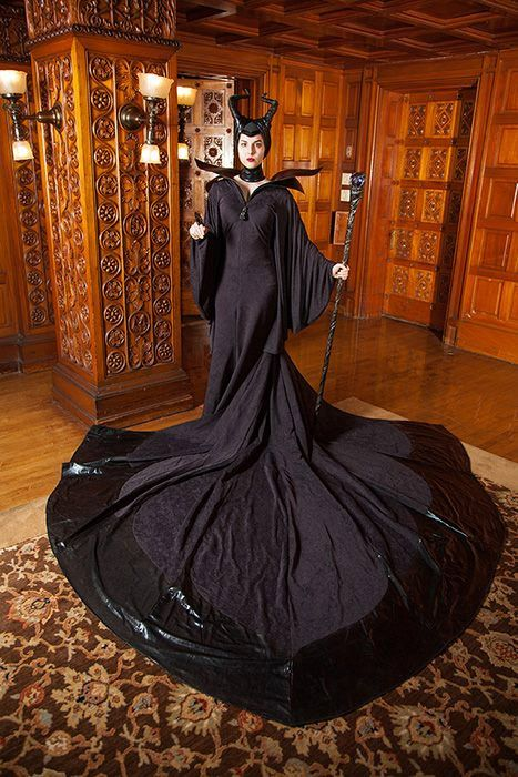 Accurate Maleficent costume cosplay by MariePorterCostuming, $1000.00