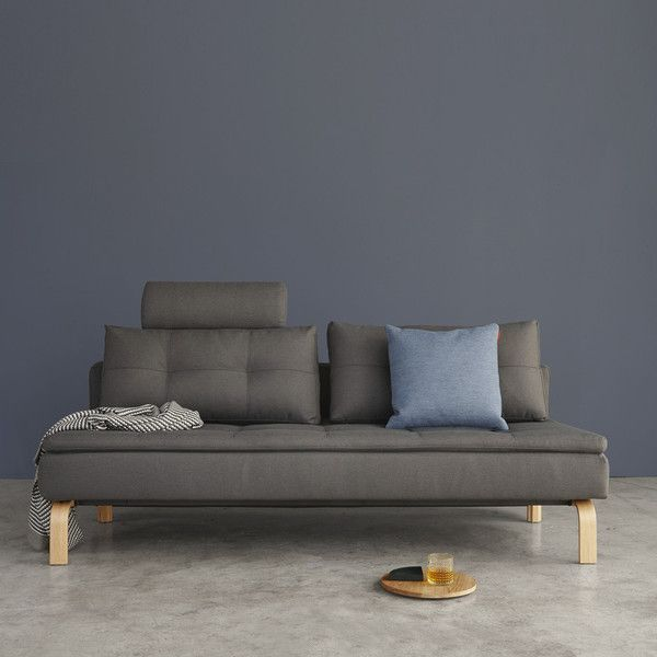 Nordic Sofa Bed Opens To A Double Down Filled Back Cushions Comes Apart