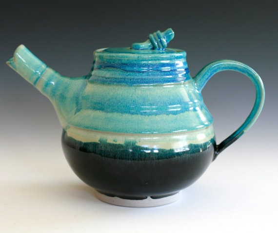 1000 Images About Handmade Teapots On Pinterest