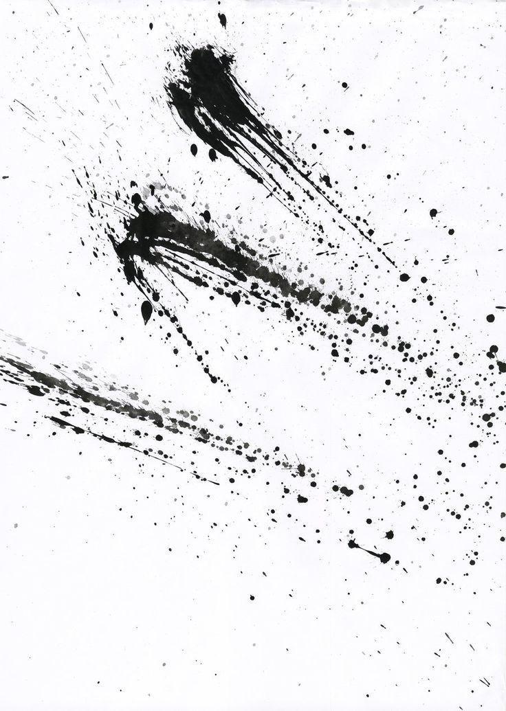 Ink Splatter 01 by Loadus on DeviantArt