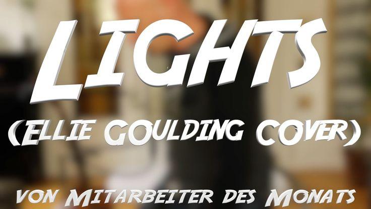Lights - Ellie Goulding Akkustik-Cover   Unplugged Session   Mitarbeiter...