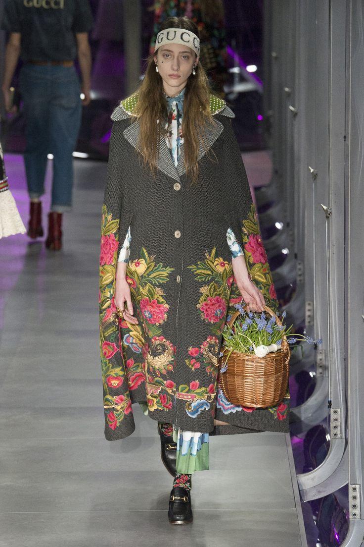 Défilé Gucci prêt-à-porter femme automne-hiver 2017-2018 101