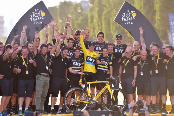 le tour de france winners