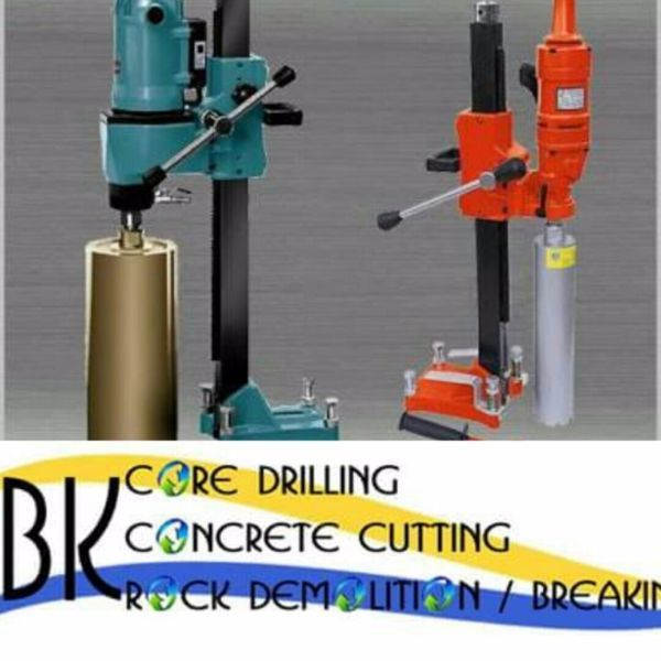 Core Drilling - Rock Breaking/Demolition - Concrete Cutting - Katrock   We are experts in the following project specialties:  · CORE DRILLING · CONCRETE CUTTING · ROCK DEMOLITION / BREAKING · KATROCK CHEMICAL (Crack IT) · REINFORCED CONCRETE STITCH DRILLING  Please Contact:  Catherine Atherton - (Operations Executive)  Email: qs@bkdemolition.co.za  Tel: 021 839 4533 / 076 865 8265