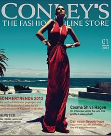Check out the CONLEY'S Magazine: http://static.conleys.de/katalog28001/