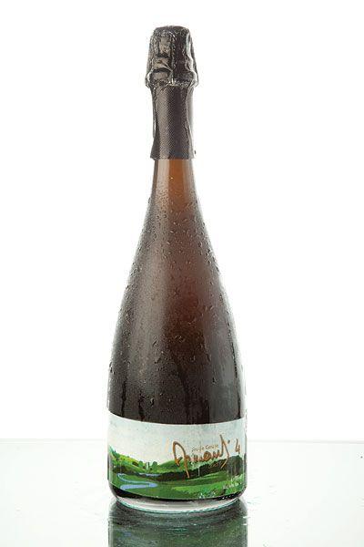 Armand'4 Oude Geuze Lente--Belgian Beer