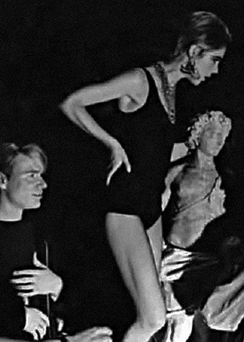 Edie Sedgwick Andy Warhol Pop Art Underground Film Actress Superstar of the 1960s