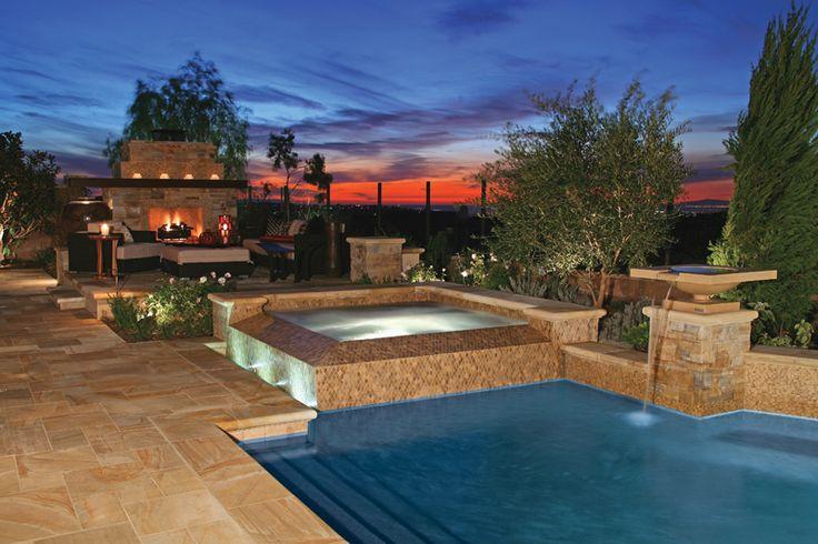 21 best prism matrix images on pinterest plaster pools for Pool design orange county ca