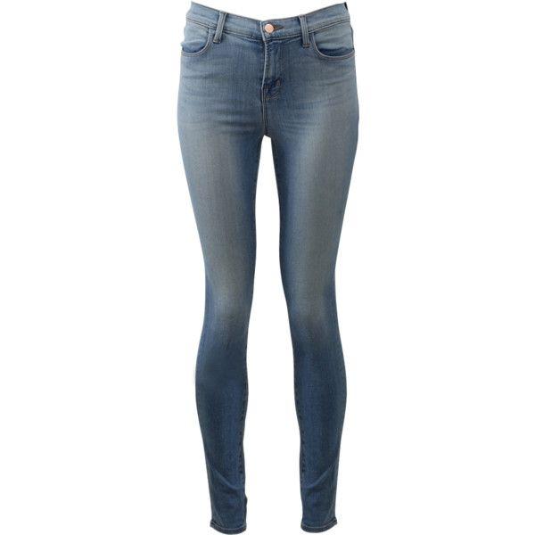 J Brand Maria Skinny Jean found on Polyvore