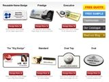 ***Add Extra Value To Your Company – Custom Shaped Name Badges*** Read more...http://namebadgesinternational.com.au/blog/custom-shaped-badges-australia/