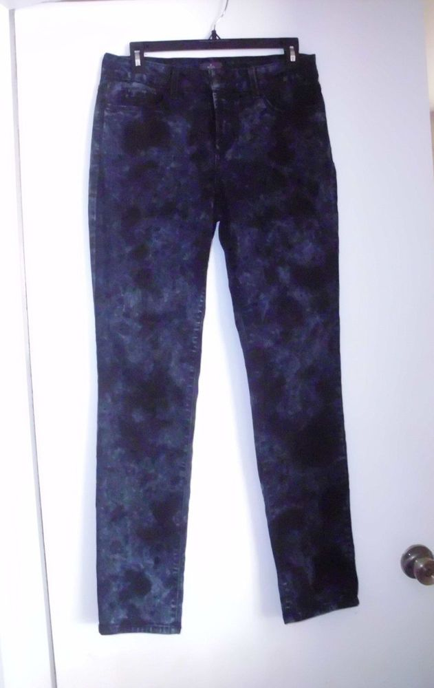 6909c47c674 NYDJ Not Your Daughter Jean Lift Tuck Blue Size 4 Stretch  fashion   clothing