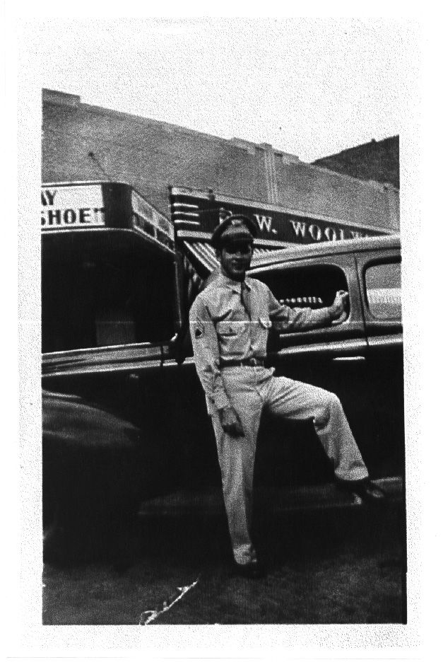 Cushing Serviceman, Cushing, Oklahoma