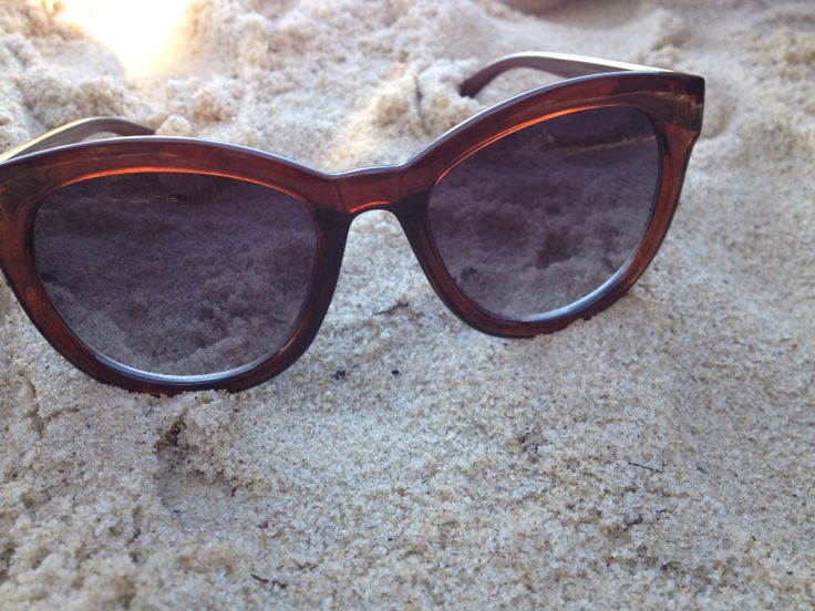 Sunnies and sand
