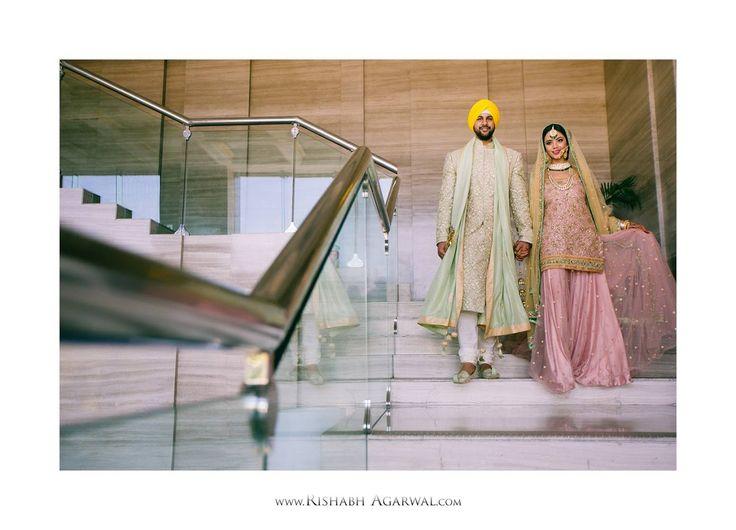 Minutes before wedding have their own beauty!✨  #weddingnet #indian #wedding #groom #bride #india #dress #decoration #decor #indianwedding #weddingphotography