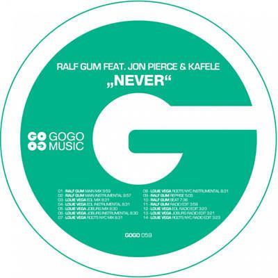 Found Never (Ralf Gum Main Mix) by Ralf Gum Feat. Jon Pierce, Kafele with Shazam, have a listen: http://www.shazam.com/discover/track/96613317