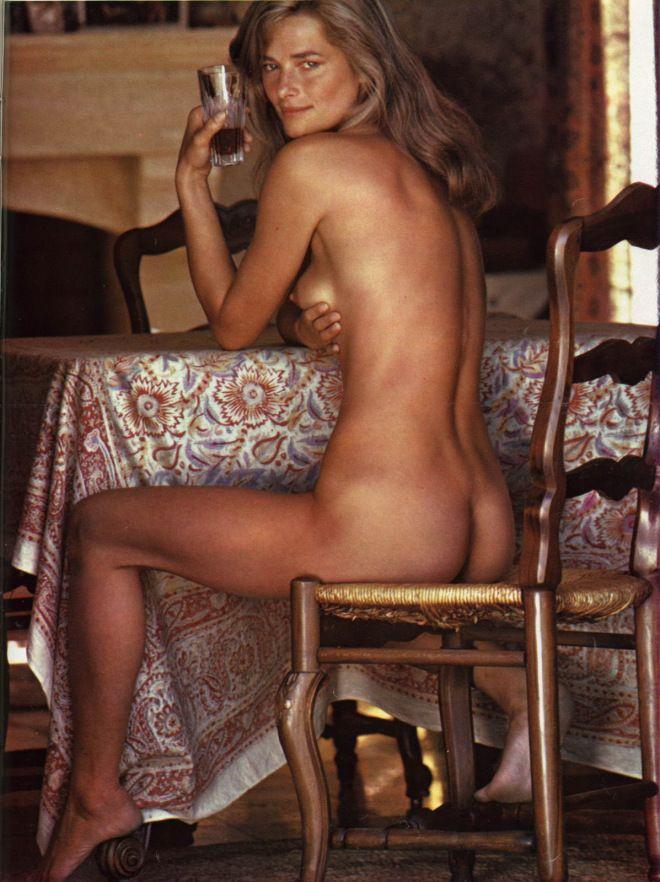 1974 Charlotte Rampling for Playboy