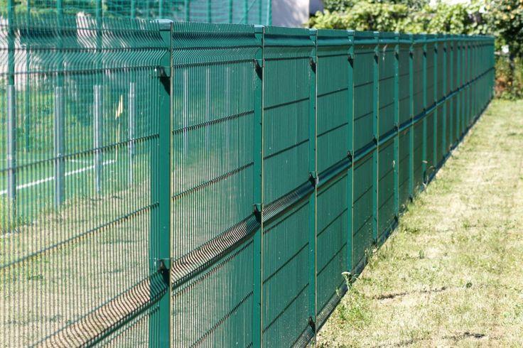 Panele ogrodzeniowe 250cm/173cm/4mm - Zielone - NOWA CENA - 80,00 zł / szt.