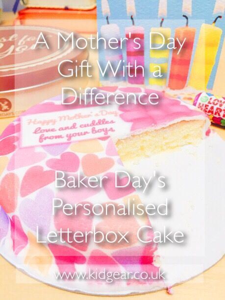 A Mother's Day Gift With a Difference