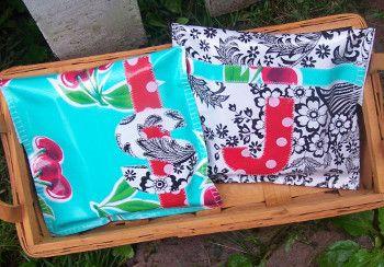 Reusable Sandwich Bags | AllFreeSewing.com