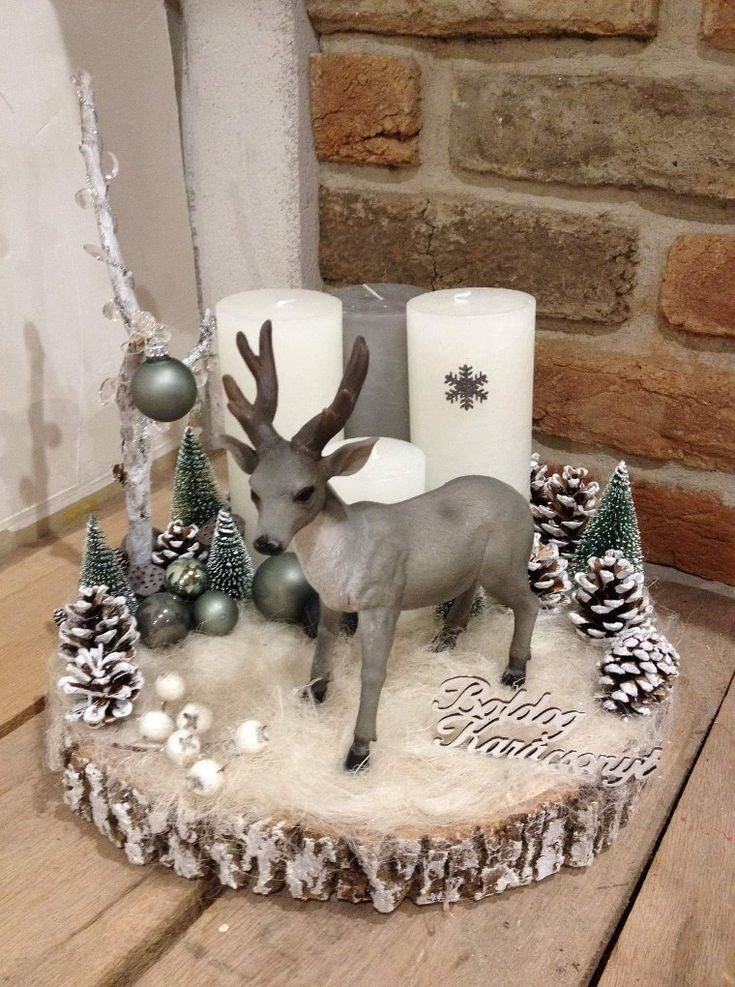🎄 Weihnachtsschmuck – DIY Dekoration ⛄ Inspiration von Dekorationen und Dekorationen   – Weihnachtsdeko draussen ☃️
