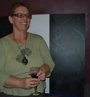 Chrissie Sullivan the artist - LittleTaniwha :) my all time fav cuzzie xx