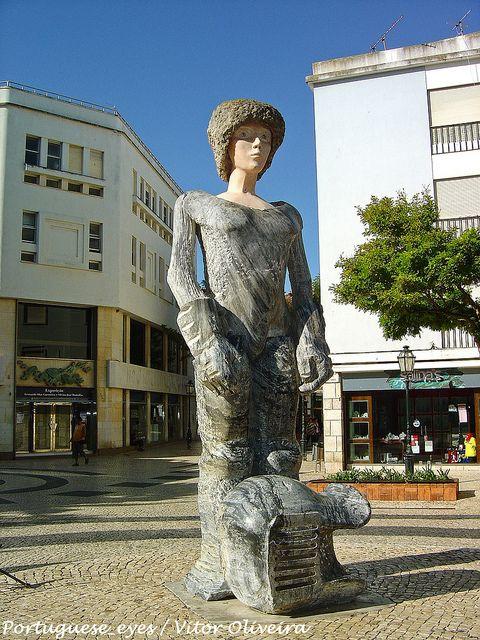 Monumento ao Rei Dom Sebastião - Lagos - Portugal by Portuguese_eyes, via Flickr