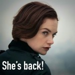 It's Official – Twitter announcement shows Ruth Wilson as Alice is back for the BBC's Luther Series 3