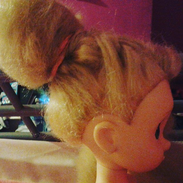 Top 100 easy hairstyles for short hair photos 2 french plaits into messy buns! Tagged few! ♥ ♥ ♥ Filter used: Claredon Model: Animators collection rare Rapunzel doll. She has a bold patch on the back! #hair#hairstylesforpreteens #hairstyles #hairatylesforgirls #hairstylesforteens#quickhairstyles#easyhairstyles👧 #easyhairstyles