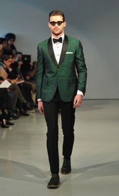 via BKLYN contessa :: David Hart :: Mercedes-Benz Fashion Week : Fall 2013