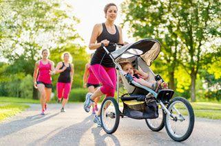 Best Jogging Strollers 2016: Top Running Stroller Reviews