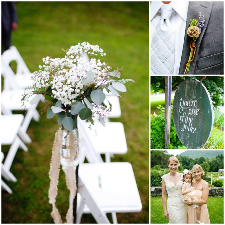 Elegant Farm Country Wedding