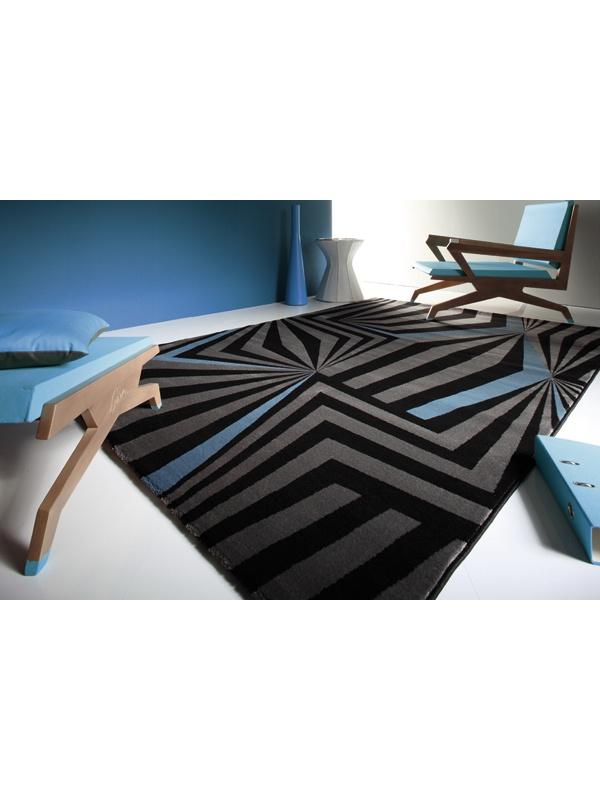 Lars Contzen Designer Teppich Life is Punk #benuta #teppich #interior #rug