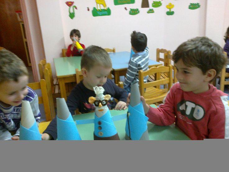 Δ Παιδικός Σταθμός Νέας Σμύρνης: Η τριτη ηλικια - Παππους και γιαγια