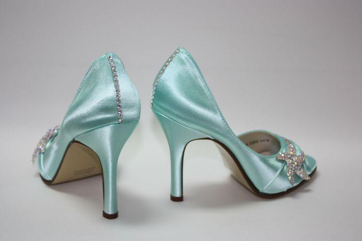 Starfish Hochzeitsschuhe - Strand - Aqua blau Schuhe - wählen Sie aus über 100 Farbauswahl - Ziel Hochzeitsschuhe von Parisxox von Parisxox auf Etsy https://www.etsy.com/de/listing/183396246/starfish-hochzeitsschuhe-strand-aqua