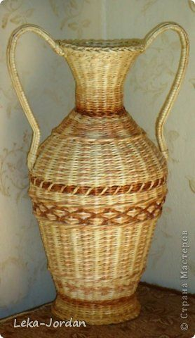 Поделка изделие Лепка Плетение Плетение и немного ХФ Трубочки бумажные Фарфор холодный фото 2