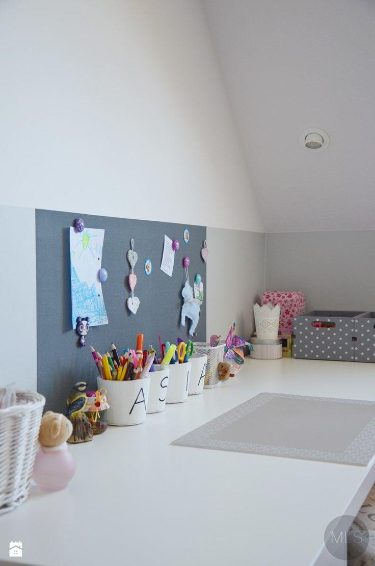 Pokój dla dziewczynki - zdjęcie od MLS.blog