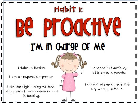 25+ best ideas about Be proactive on Pinterest