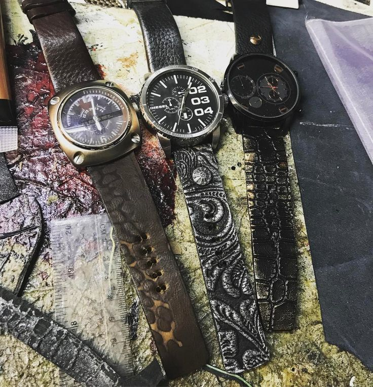 Wanna RefunkYourJunk? Here is #evileve #evilevedesign ... to make your awesome watch even more awesome#watch #leathercraft #leathergoods #mensfashion