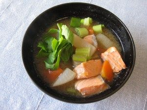 Sopa Emagrecedora Japonesa