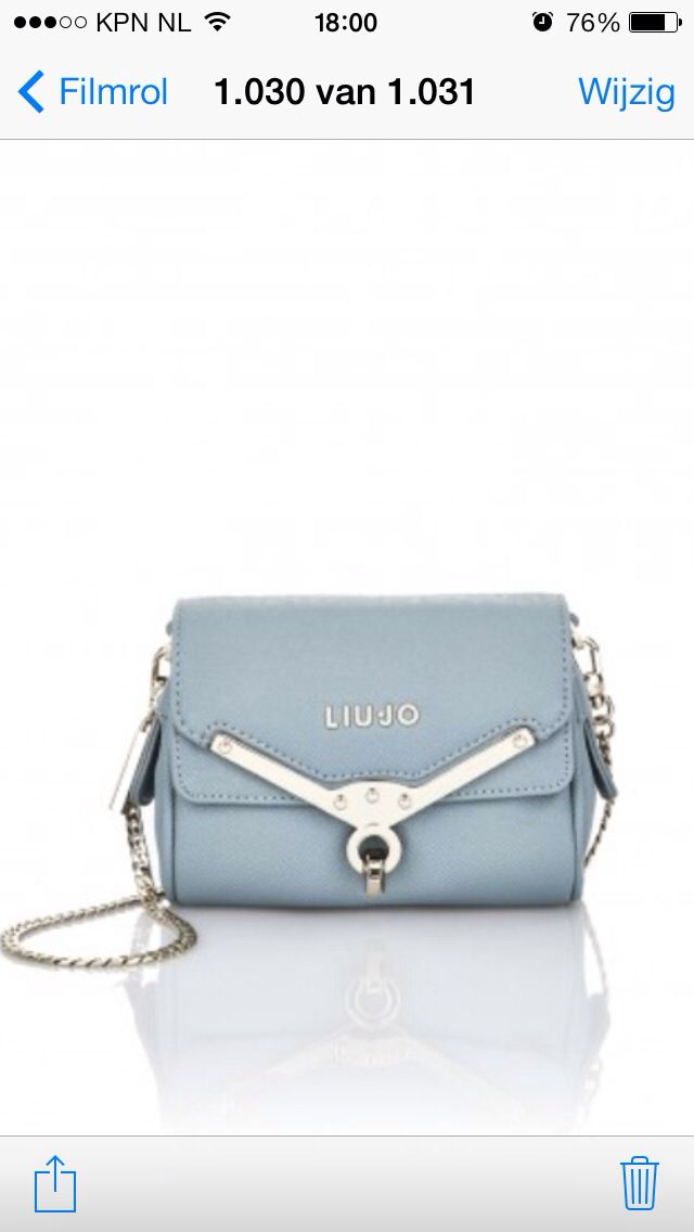 Love the bag!!! Liu Jo
