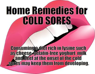 Cold Sore Remedies - Controlling the Herpes Virus Lip Blister