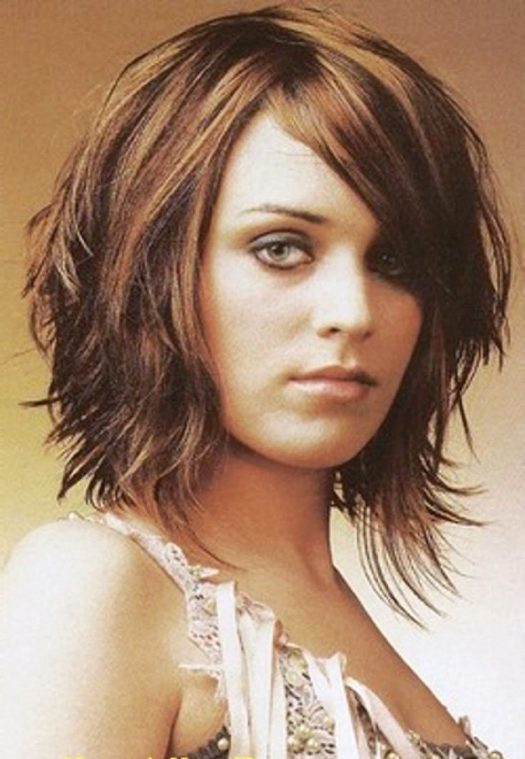 layered shoulder length haircut best 25 medium thin hair ideas on medium 4594